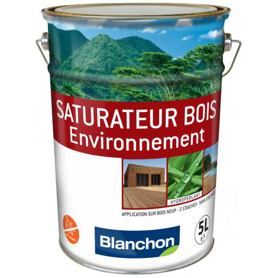 Saturateur bois environnement 5L